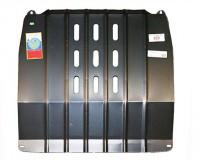 Защита картера двигателя и кпп Alfa Romeo GT   2003-2010 двигатель 1,8,  Alfa Romeo 147 2001 -2010 двигатель 1,6  (Материал: Сталь, Толщина: 2мм, Кузов: все,  Коробка: все, Вес: 9,6 кг ) с  ребрами жесткости с шагом 100 мм по всей площади. - Интернет магазин запчастей Volvo и Land Rover,  продажа запасных частей DISCOVERY, DEFENDER, RANGE ROVER, RANGE ROVER SPORT, FREELANDER, VOLVO XC90, VOLVO S60, VOLVO XC70, Volvo S40 в Екатеринбурге.
