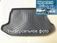 Ковер в багажник пластик  Hyundai Santa Fe 06-- New  (пластиковый  коврик более твердый в отличии от полиуретана, держит форму и имеет твердые высокие бортики), не имеет запаха) - Интернет магазин запчастей Volvo и Land Rover,  продажа запасных частей DISCOVERY, DEFENDER, RANGE ROVER, RANGE ROVER SPORT, FREELANDER, VOLVO XC90, VOLVO S60, VOLVO XC70, Volvo S40 в Екатеринбурге.