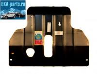Защита картера двигателя и кпп CHERY QQ6    2006 -   (Материал: Сталь, Толщина: 2мм, Кузов: все, Двигатель: все, Коробка: все, Вес: 6,3 кг) с  ребрами жесткости с шагом 100 мм по всей площади. - Интернет магазин запчастей Volvo и Land Rover,  продажа запасных частей DISCOVERY, DEFENDER, RANGE ROVER, RANGE ROVER SPORT, FREELANDER, VOLVO XC90, VOLVO S60, VOLVO XC70, Volvo S40 в Екатеринбурге.