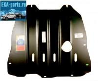 Защита картера Volvo XC90 2002 - (для двигателей  3,2),     штампованная сталь  3 мм, с  ребрами жесткости с шагом 100 мм по всей площади. - Интернет магазин запчастей Volvo и Land Rover,  продажа запасных частей DISCOVERY, DEFENDER, RANGE ROVER, RANGE ROVER SPORT, FREELANDER, VOLVO XC90, VOLVO S60, VOLVO XC70, Volvo S40 в Екатеринбурге.