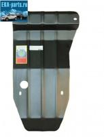 Защита картера  для BAW Tonik 2010- (Материал: Сталь, Толщина: 3мм, Кузов: все, Двигатель: все, Коробка: mt, Вес: 11,2 кг) с  ребрами жесткости с шагом 100 мм по всей площади. - Интернет магазин запчастей Volvo и Land Rover,  продажа запасных частей DISCOVERY, DEFENDER, RANGE ROVER, RANGE ROVER SPORT, FREELANDER, VOLVO XC90, VOLVO S60, VOLVO XC70, Volvo S40 в Екатеринбурге.