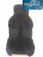 Комплект из двух накидок меховых натуральных черного  цвета (овчина) в середине стриженная, по краям - длинный ворс (срок поставки под заказ от 1 до 3 дней) - Интернет магазин запчастей Volvo и Land Rover,  продажа запасных частей DISCOVERY, DEFENDER, RANGE ROVER, RANGE ROVER SPORT, FREELANDER, VOLVO XC90, VOLVO S60, VOLVO XC70, Volvo S40 в Екатеринбурге.