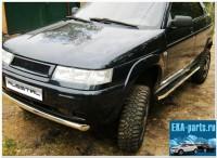Защита переднего бампера d63 (дуга) для Lada Tарзан 3 - Интернет магазин запчастей Volvo и Land Rover,  продажа запасных частей DISCOVERY, DEFENDER, RANGE ROVER, RANGE ROVER SPORT, FREELANDER, VOLVO XC90, VOLVO S60, VOLVO XC70, Volvo S40 в Екатеринбурге.