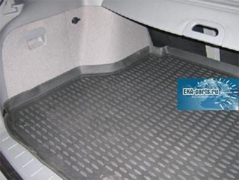 Ковер в багажник полиуретановый. BMW X5 07-- полиуретан. ковер в баг (полиуретан в отличии от резины и пластика более мягкий, не дубеет на морозе, не имеет запаха) - Интернет магазин запчастей Volvo и Land Rover,  продажа запасных частей DISCOVERY, DEFENDER, RANGE ROVER, RANGE ROVER SPORT, FREELANDER, VOLVO XC90, VOLVO S60, VOLVO XC70, Volvo S40 в Екатеринбурге.