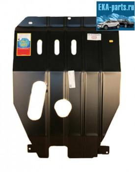 """Защита картера Daewoo Nexia 1995 - ,( Материал: Сталь,  Толщина: 2мм,  Кузов: все, Двигатель: все,  Коробка: все, Вес: 7,4 кг,  """"Nexia"""" (Евро-3) штампованная сталь 2мм, с  ребрами жесткости с шагом 100 мм по всей площади. - Интернет магазин запчастей Volvo и Land Rover,  продажа запасных частей DISCOVERY, DEFENDER, RANGE ROVER, RANGE ROVER SPORT, FREELANDER, VOLVO XC90, VOLVO S60, VOLVO XC70, Volvo S40 в Екатеринбурге."""