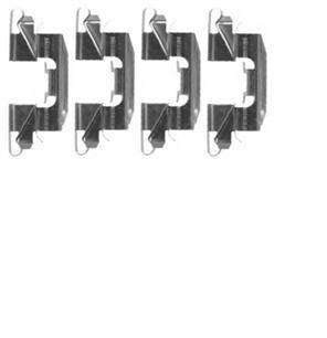 Ремкомплект для установки колодок PATHFINDER (R51)   08.2004 - 09.2012 ,    PATHFINDER (R51M)   01.2005 - …,  PATHFINDER SPN (R51M)   01.2005 - … - Интернет магазин запчастей Volvo и Land Rover,  продажа запасных частей DISCOVERY, DEFENDER, RANGE ROVER, RANGE ROVER SPORT, FREELANDER, VOLVO XC90, VOLVO S60, VOLVO XC70, Volvo S40 в Екатеринбурге.