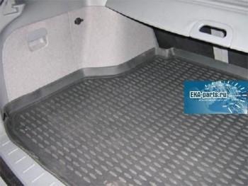Ковер в багажник полиуретановый. Audi A6  94-97 полиуретан.ковер багажника NPL-P-05-11 (полиуретан в отличии от резины и пластика более мягкий, не дубеет на морозе, не имеет запаха) - Интернет магазин запчастей Volvo и Land Rover,  продажа запасных частей DISCOVERY, DEFENDER, RANGE ROVER, RANGE ROVER SPORT, FREELANDER, VOLVO XC90, VOLVO S60, VOLVO XC70, Volvo S40 в Екатеринбурге.